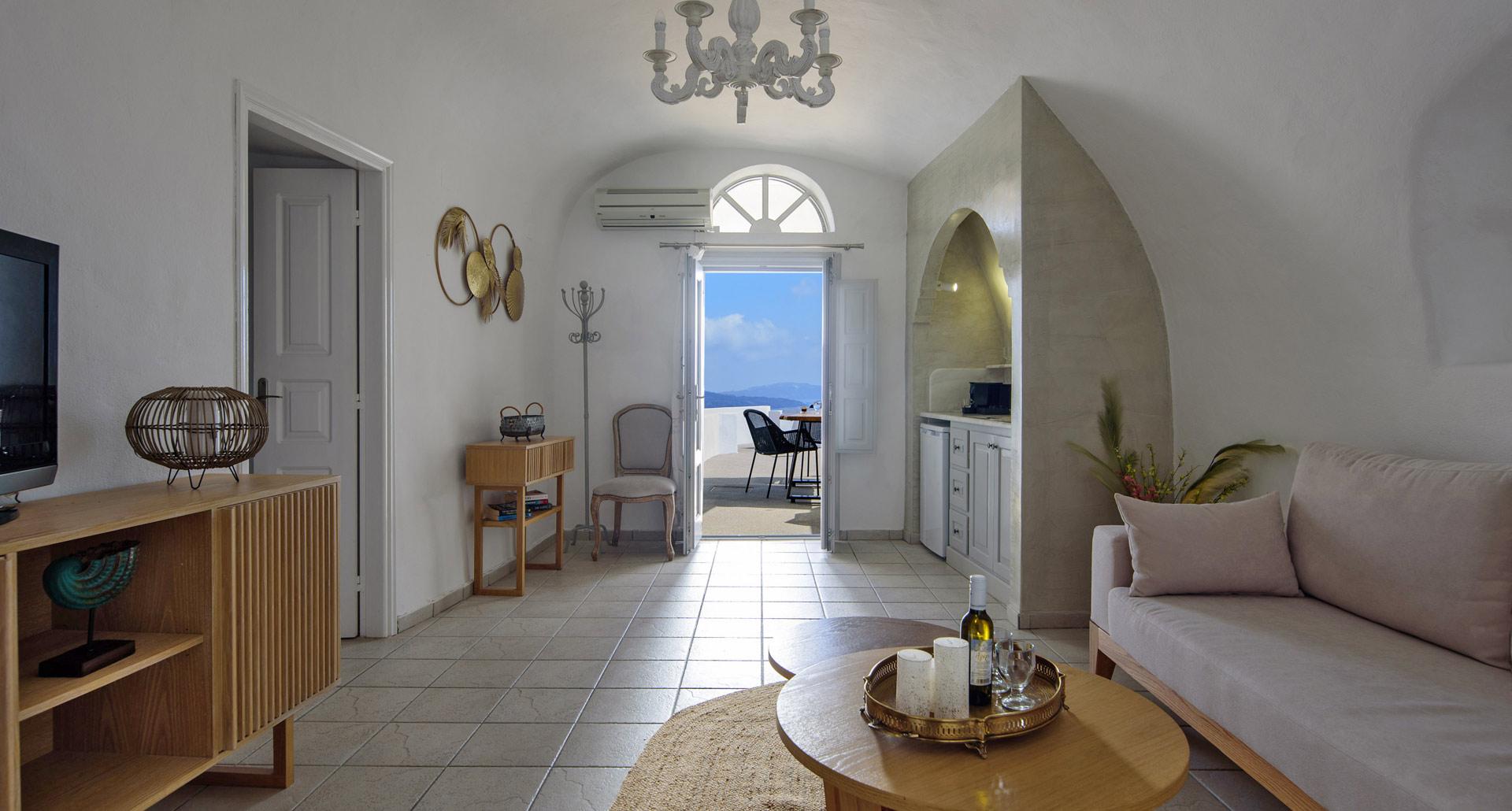Oia Santorini Accommodation, Apartments, Studios to Rent