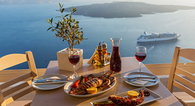 Santorini Cooking Classes & Gastronomy | Santorini Wines Food ...